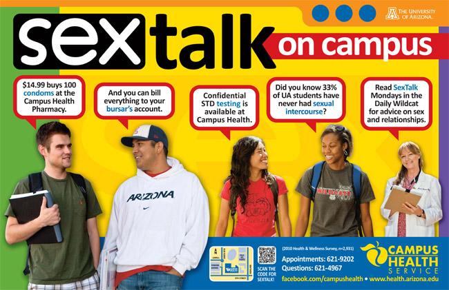 Sex talking online