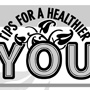 Tips For A Healthier You Flier Graphic