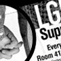 LGBTQ Support Group Flier Graphic